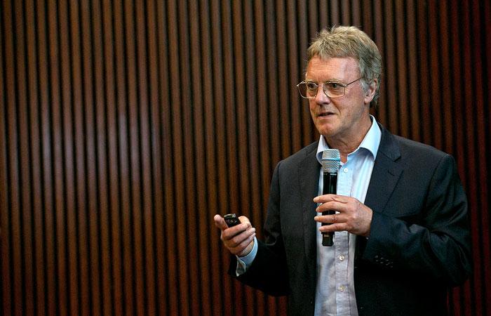 Британский учёный-медик и молекулярный биолог Питер Рэтклифф
