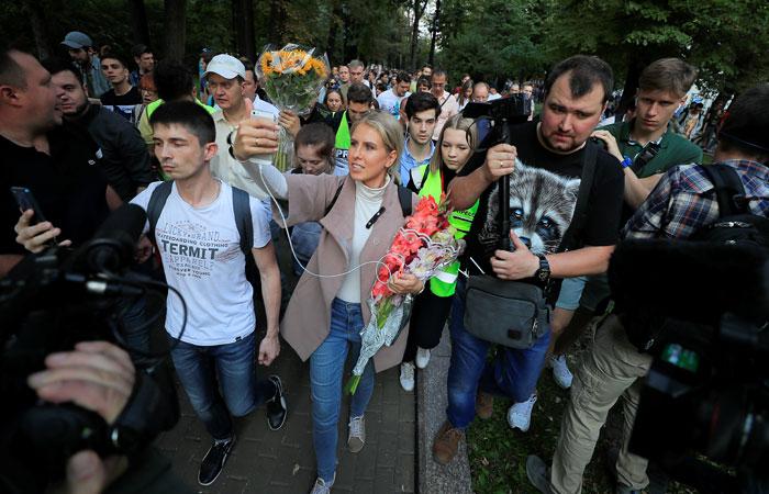 Прокуратура Москвы потребовала взыскать с оппозиционеров около 5 млн рублей