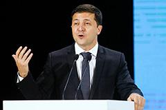 """Зеленский заявил, что Порошенко подталкивает Украину к новому """"Майдану"""""""