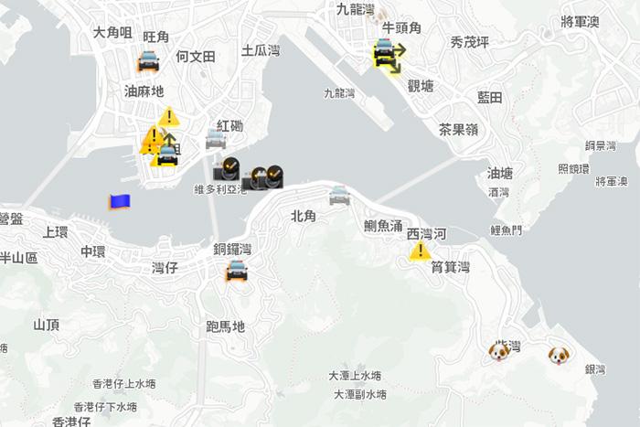 Apple удалила приложение для отслеживания полиции в Гонконге