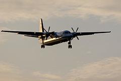 Самолет потерпел крушение при вылете из аэропорта Найроби