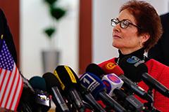 """Экс-посла США на Украине отстранили за отказ просить Киев расследовать """"дело Байдена"""""""