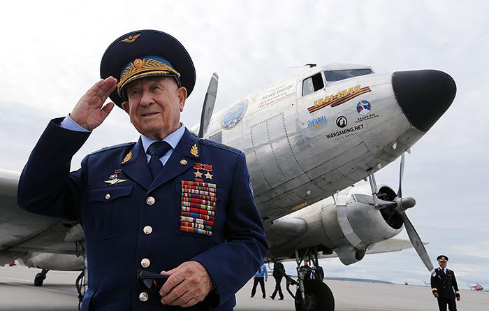 Умер космонавт Алексей Леонов, первым в истории вышедший в открытый космос