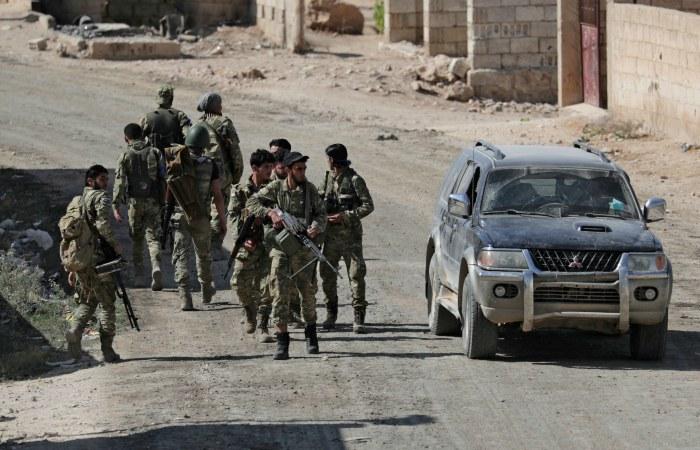 Российские военные заявили о 100 тыс. беженцев после начала операции Турции в Сирии