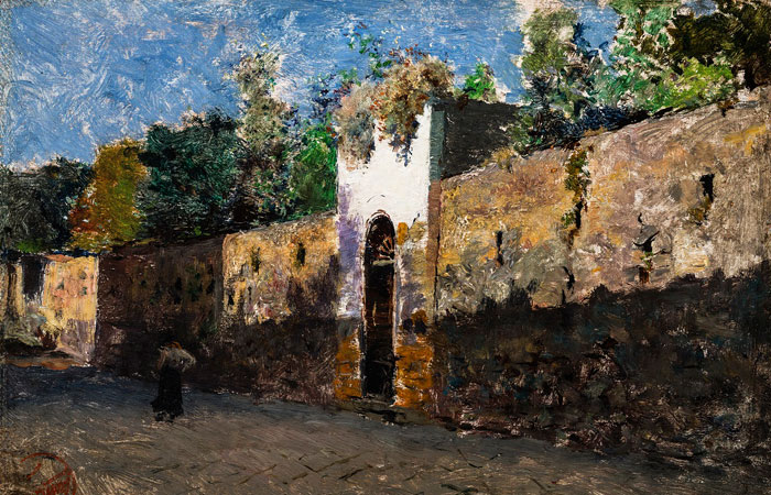 Импрессионизм с испанским колоритом