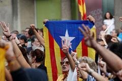 Суд Испании приговорил лидеров движения за отделение Каталонии к реальным срокам