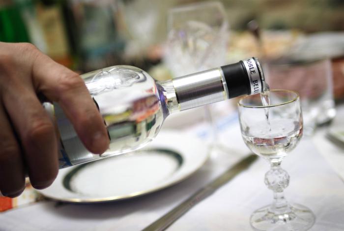 Смертность в России от отравления алкоголем выросла