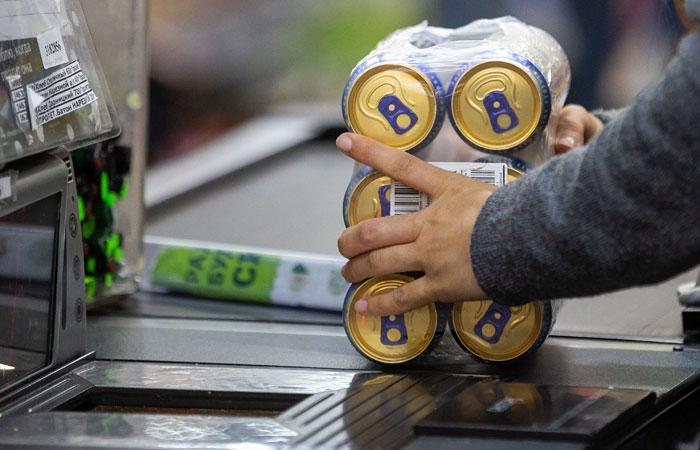 Минздрав назвал число алкоголиков в РФ