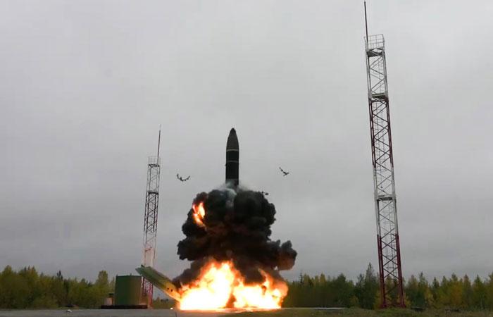 Пуски баллистических икрылатых ракет прошли научениях «Гром-2019»