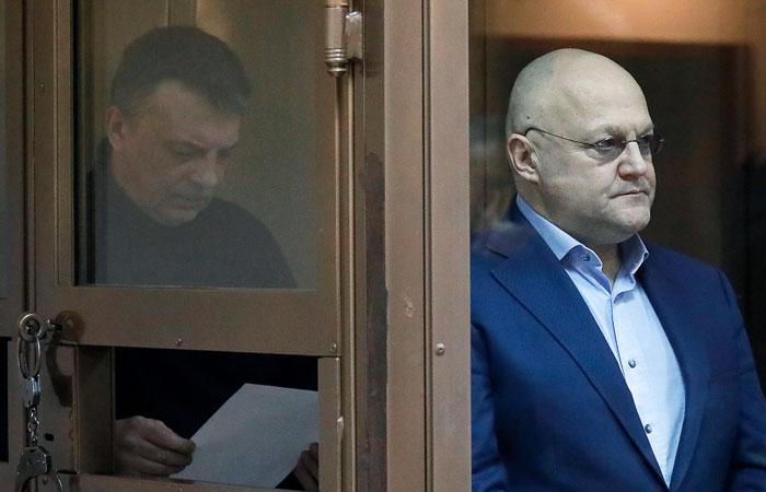Генерал СК Дрыманов не признал вину в суде