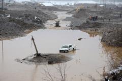 В Красноярском крае 21 октября объявили днем траура по погибшим при прорыве дамбы