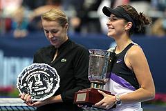 Россиянка Павлюченкова проиграла в финале Кубка Кремля