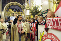 РПЦ раскритиковала мужчин, у которых главная радость - смотреть футбол