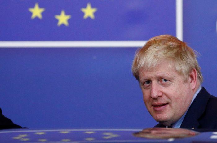 Sky News узнал о втором письме Джонсона в ЕС