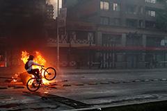 Число жертв беспорядков в Чили достигло десяти