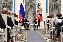 Путин сменил главу СПЧ