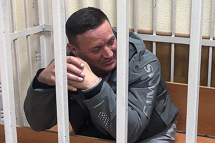 """Генеральный директор золотодобывающей артели """"Сисим"""" Максим Ковальков"""