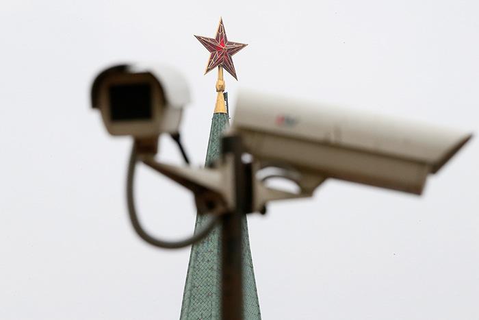 Все камеры наблюдения в Москве оснастят системой распознавания лиц