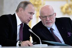 Песков отказался уточнить роль Путина в смене состава СПЧ