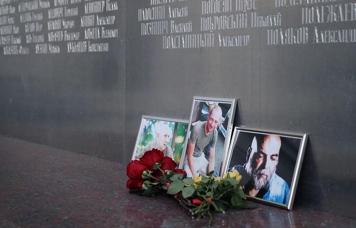 Путин и президент ЦАР пообещали найти убийц российских журналистов