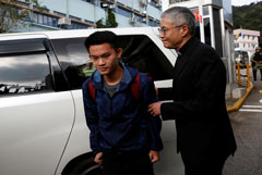 Убийца, из-за вопроса о выдаче которого в Гонконге вспыхнула волна протестов, вышел на свободу