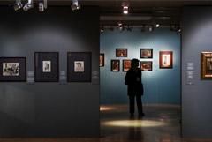 На выставке Поленова в Третьяковке обнаружена картина из музея в Грозном