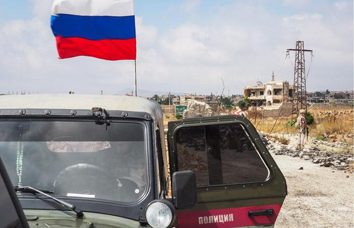 В Сирию из Чечни прибыли 300 военных полицейских