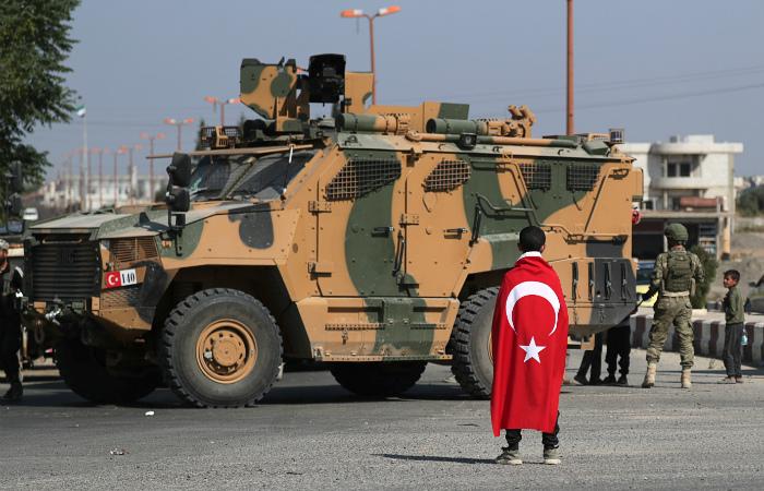 Военные РФ опровергли данные о столкновении турецких и сирийских военных в САР