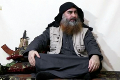 СМИ сообщили о ликвидации лидера ИГ Абу Бакра аль-Багдади