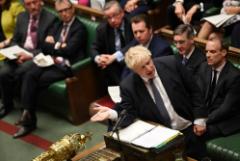 Британский парламент отверг предложение Джонсона о досрочных выборах 12 декабря