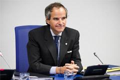 Гендиректором МАГАТЭ стал представитель Аргентины Гросси