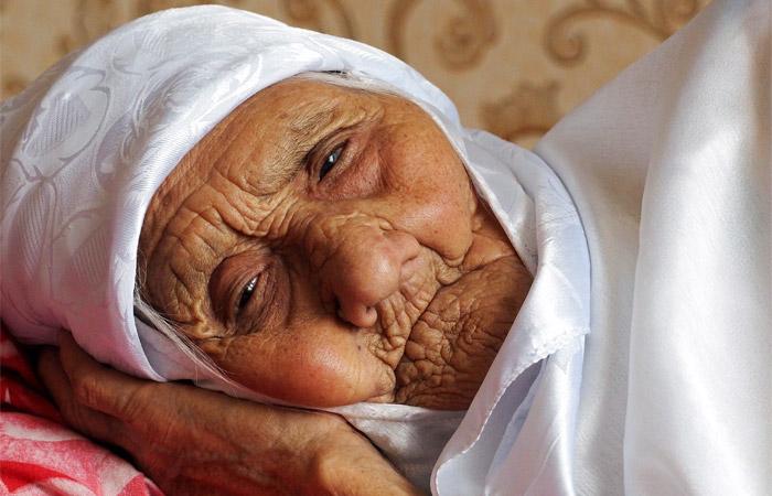 Умерла старейшая россиянка