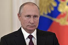 """Путин пообещал принятие на вооружение гиперзвуковой ракеты """"Циркон"""""""