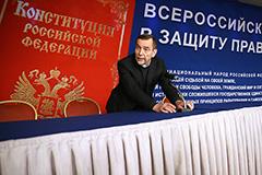 """Лев Пономарев рассказал о будущем движения """"За права человека"""""""