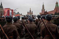На Красной площади 7 ноября пройдет памятный марш с участием 4000 человек