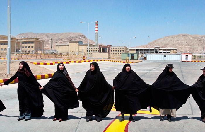 На иранском ядерном объекте в Фордо получили первую партию обогащенного урана