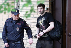 Осужденный с Кокориным и Мамаевым футболист вышел на свободу