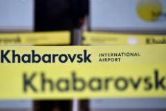 Самолет не смог вылететь из Хабаровска из-за возгорания двигателя