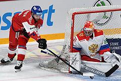 Россия проиграла Чехии и стала третьей на Кубке Карьяла