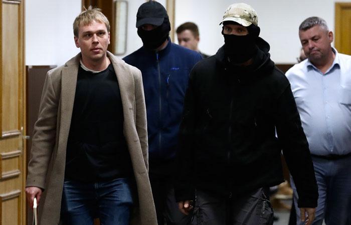 """Следствие засекретило все материалы """"дела Голунова"""""""