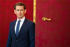 """После скандала с правыми в Австрии Курц решил сформировать коалицию с """"Зелеными"""""""