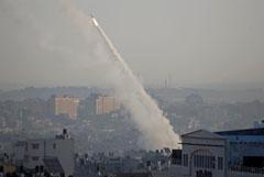 ВВС Израиля и боевики из сектора Газа обменялись ударами, есть жертвы