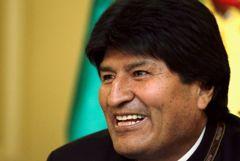 Парламент Боливии не может юридически оформить отставку президента Моралеса