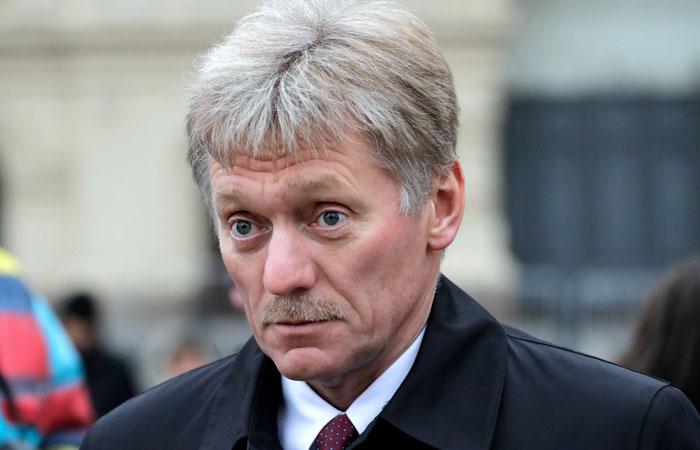 Песков счел неуместной дискуссию о ситуации с 31 декабря в этом году