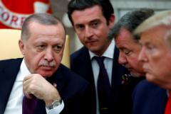 """Эрдоган вернул Трампу его письмо, содержавшее призыв """"не быть дураком"""""""