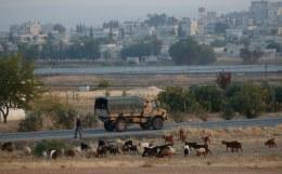 Военные РФ взяли под охрану покинутый американцами аэродром в Сирии