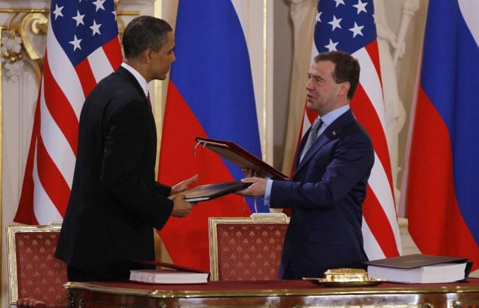 Россия и США обсудили практические вопросы реализации СНВ-3