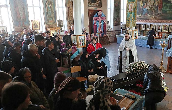 Убитую историком Соколовым аспирантку похоронили на Кубани