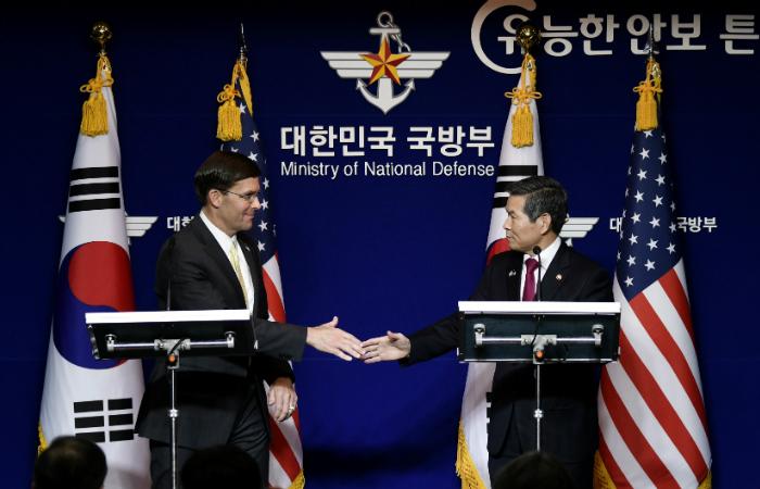 США и Южная Корея отложили совместные учения, которые критиковала КНДР