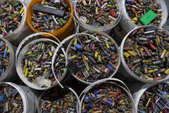 Минприроды посчитало ежегодное потребление батареек в России